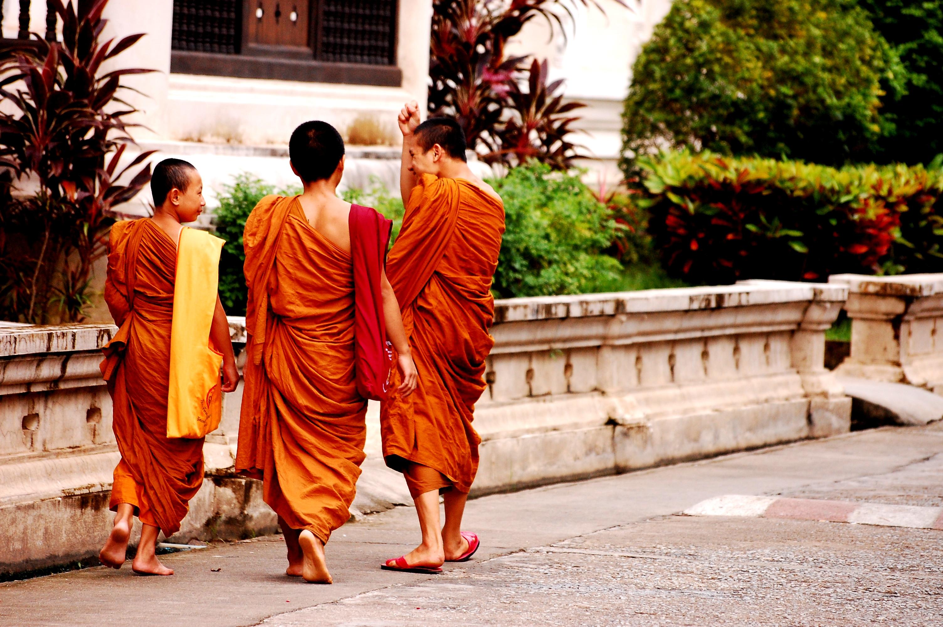 Vivere a Chiang Mai