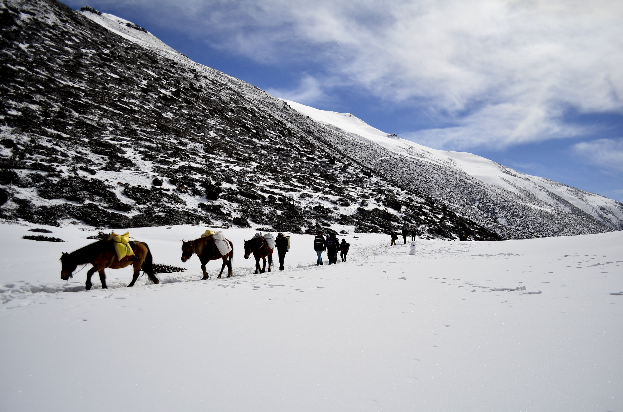Circuito dell'Annapurna: L'Itinerario