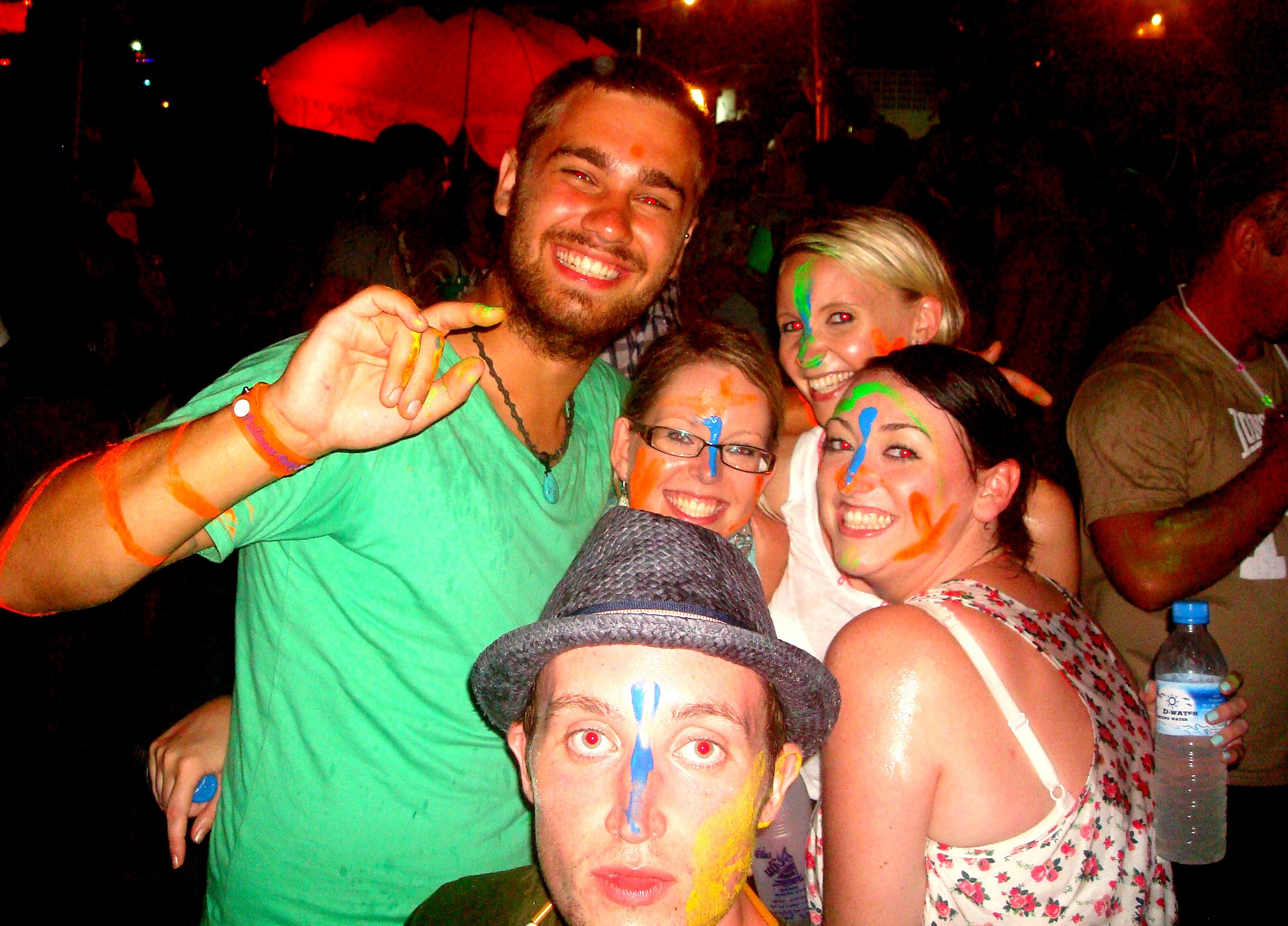 Full Moon Party Thailandia