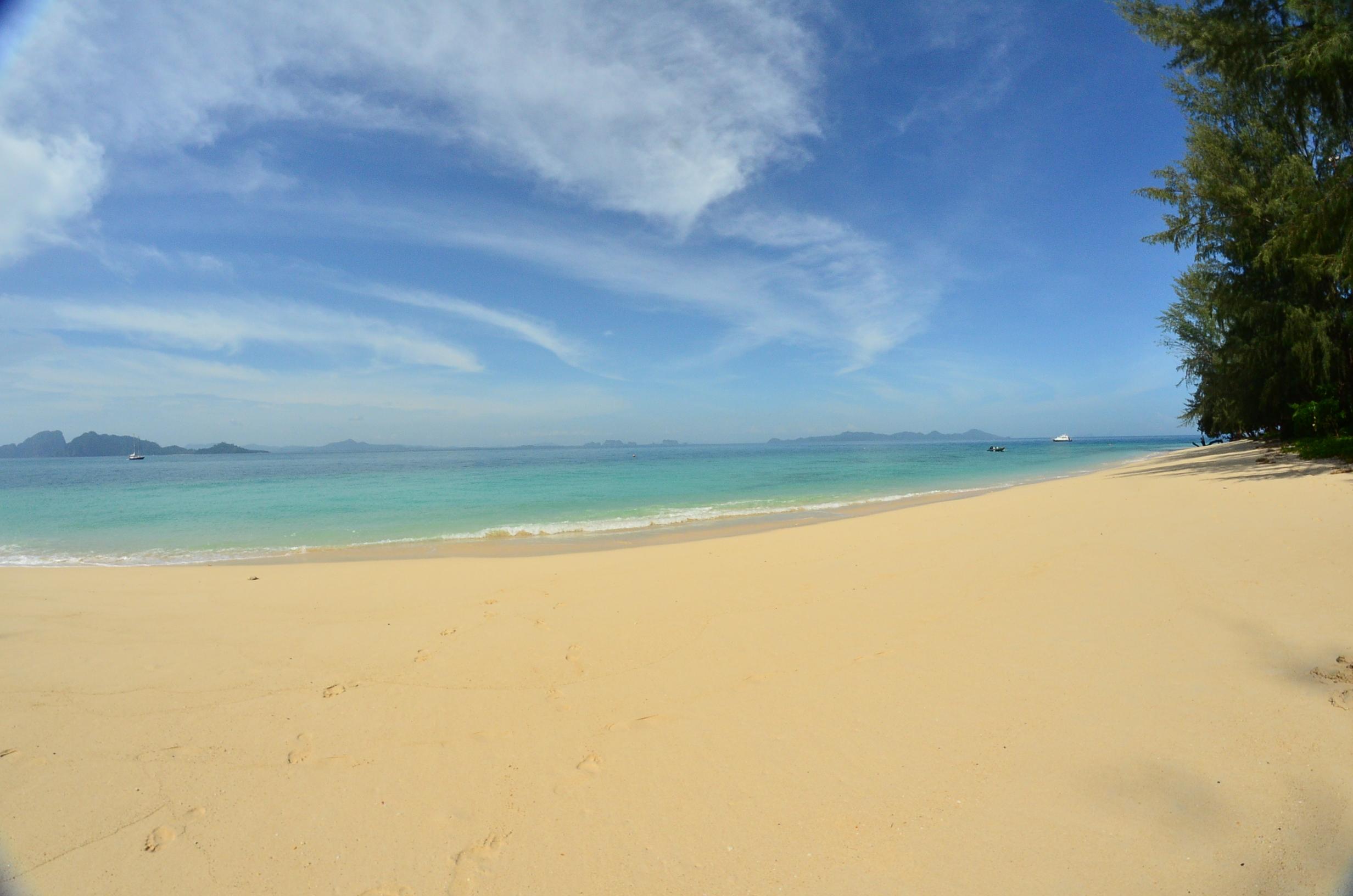 Koh Kradan Tailandia