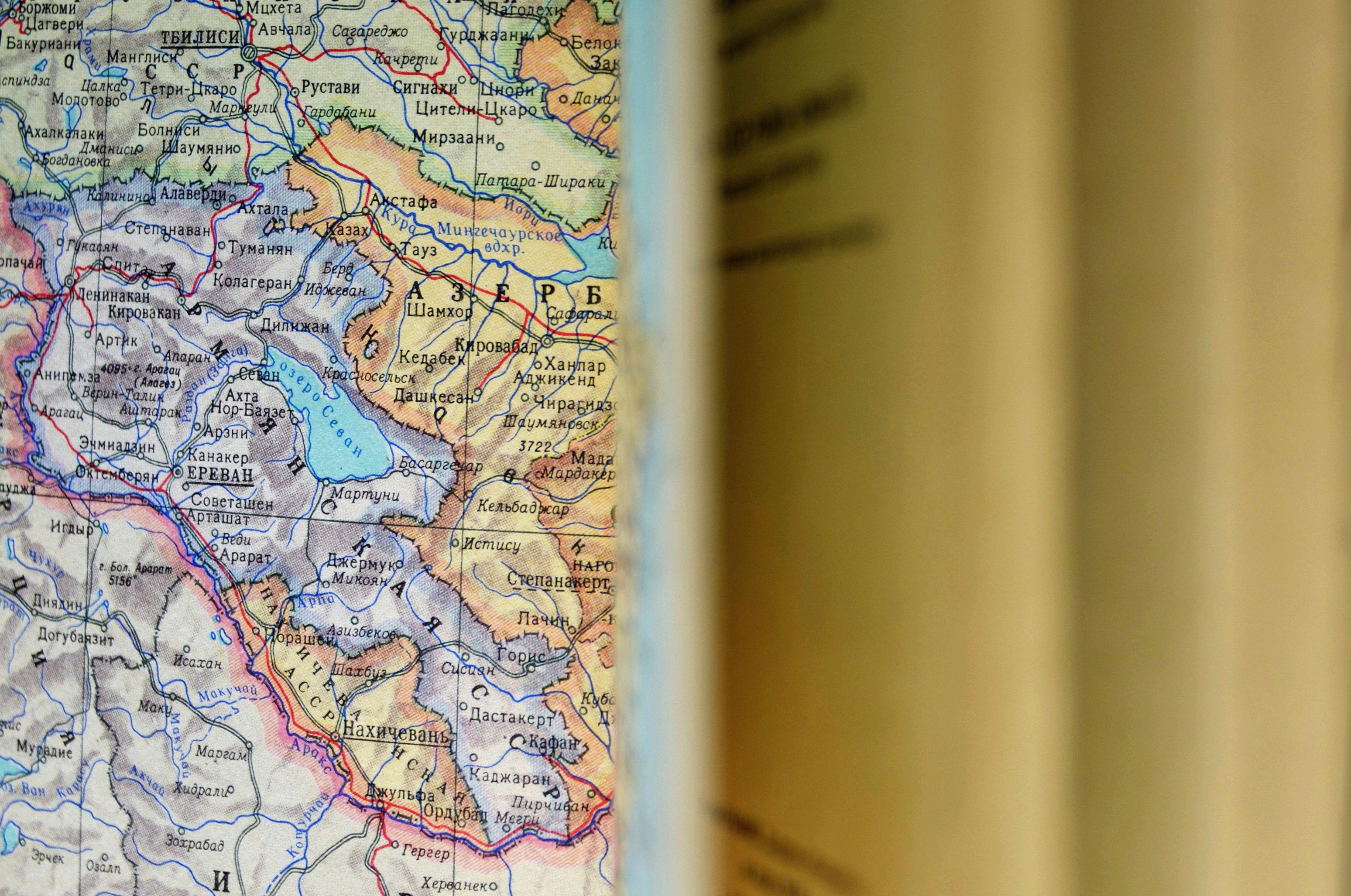 Viaggio Via Terra: da Amsterdam all'Armenia