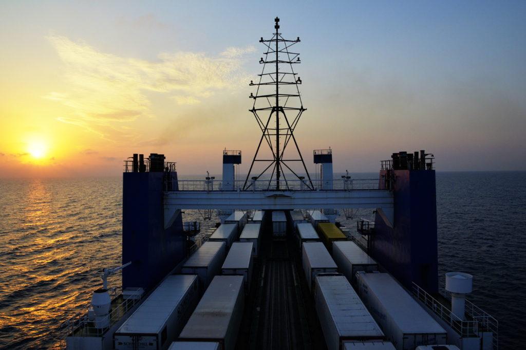 Traghetto dall'Ucraina alla Georgia (Odessa - Batumi)