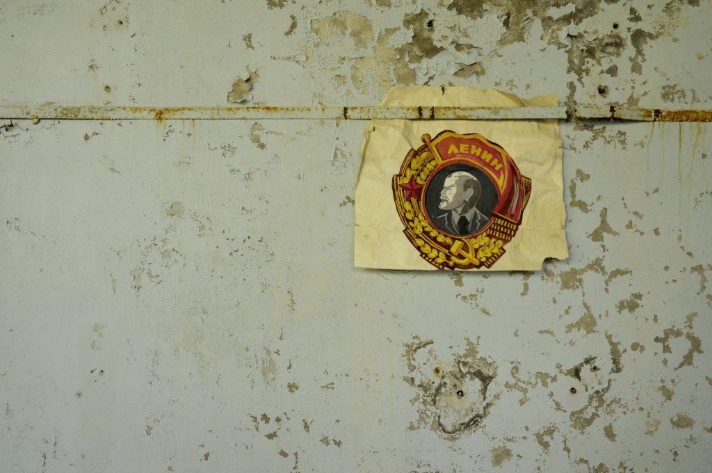 Poster di Lenin