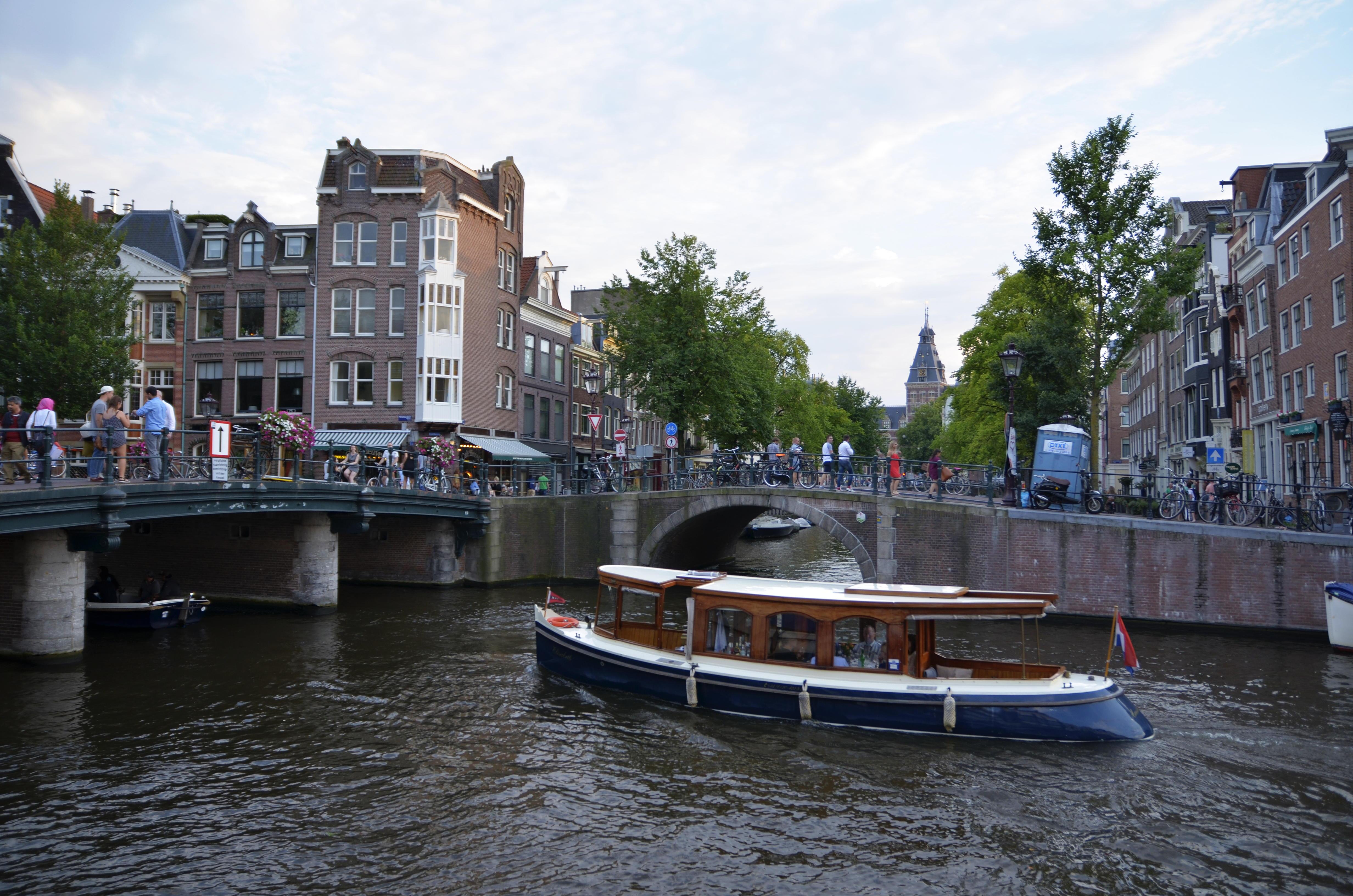 Trasferirsi ad Amsterdam