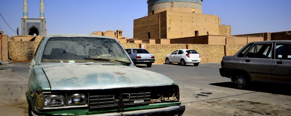 Due settimane in Iran itinerario