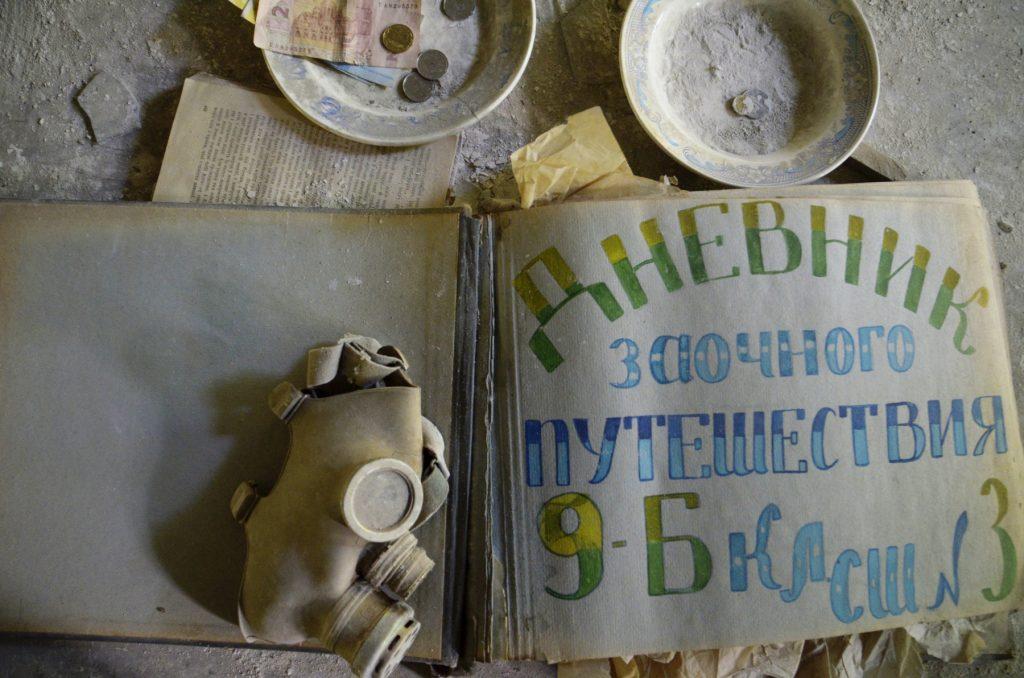 Tour a Chernobyl, Ucraina
