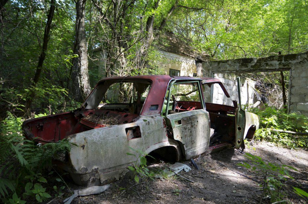 Visita a Chernobyl