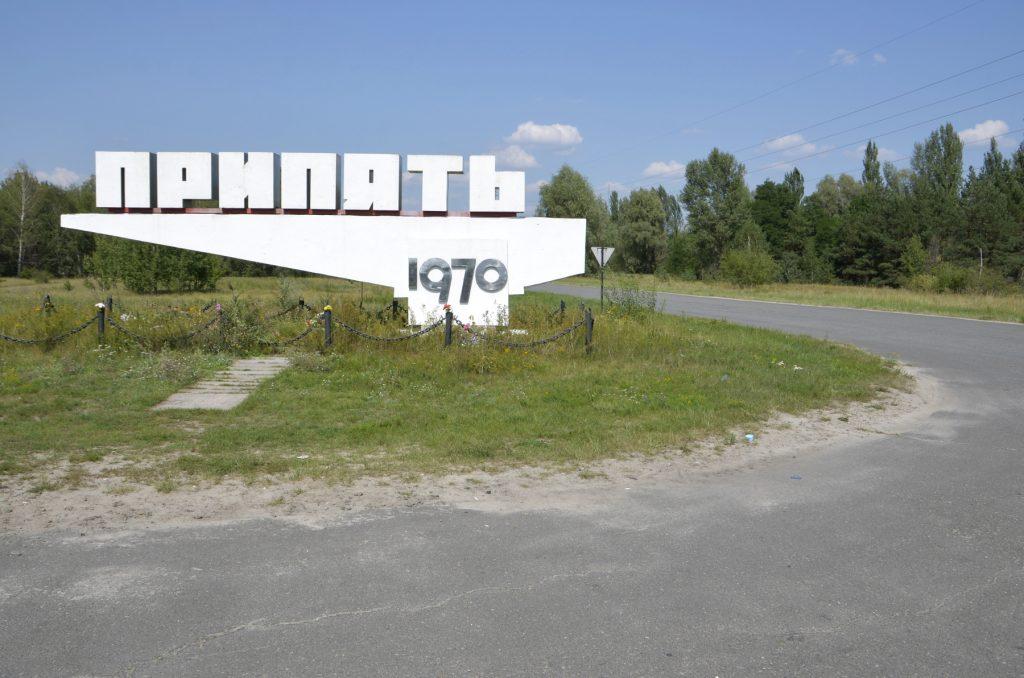 La città abbandonata di Prypiat, a Chernobyl