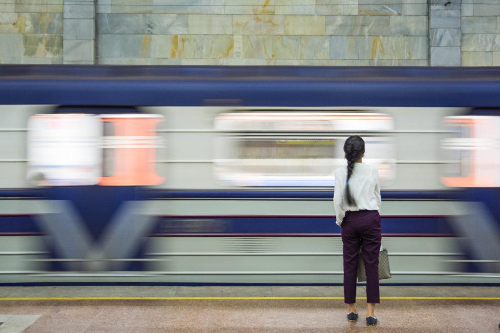 Metro Tashkent, Uzbekistan