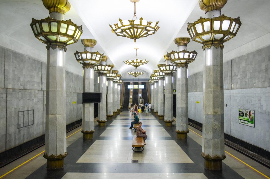 Stazione di Yunus Rajabiy