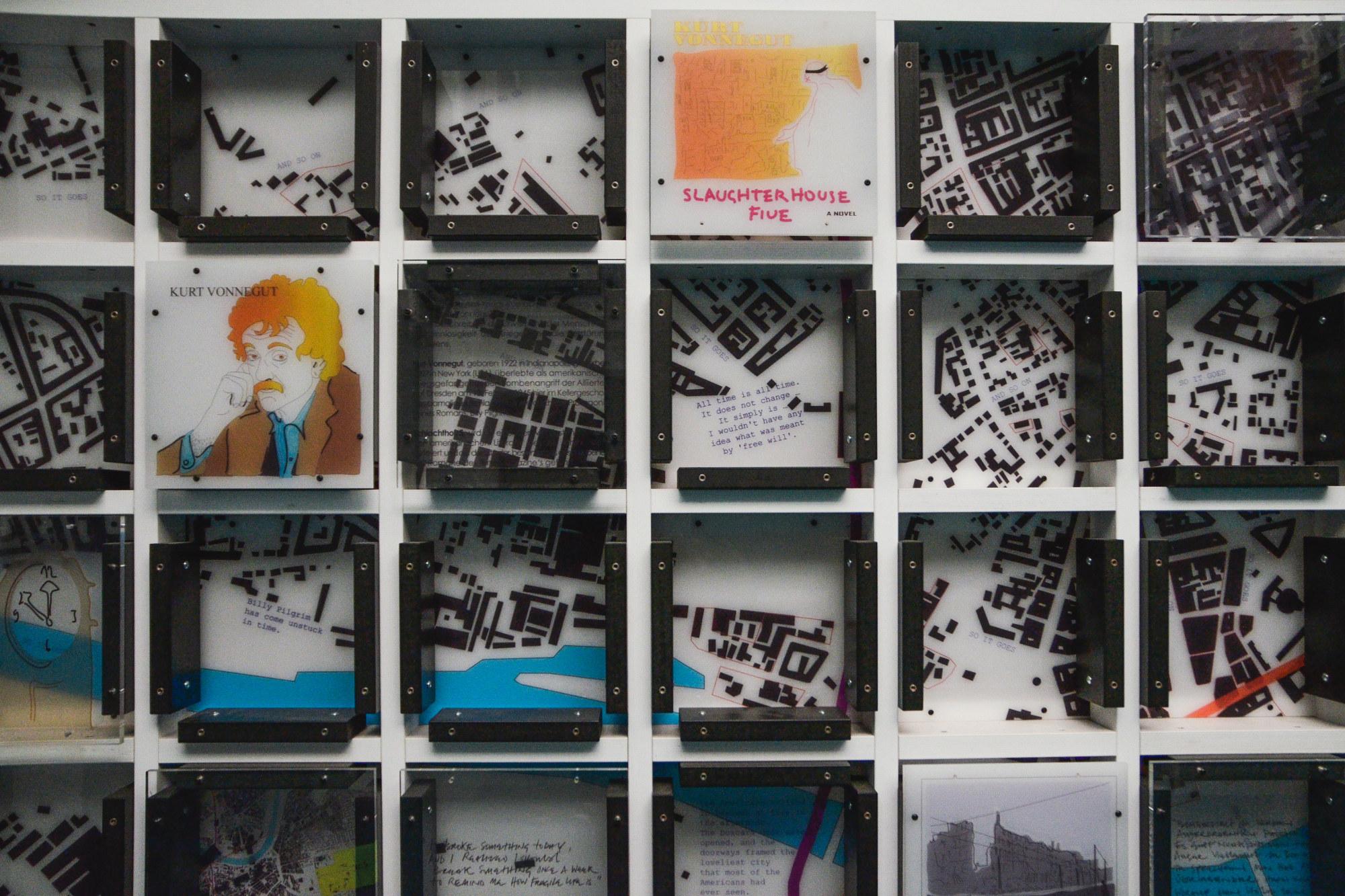 Il memoriale a Dresda e Vonnegut
