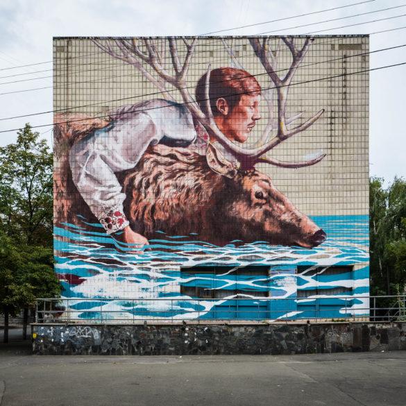 Street Art a Kiev