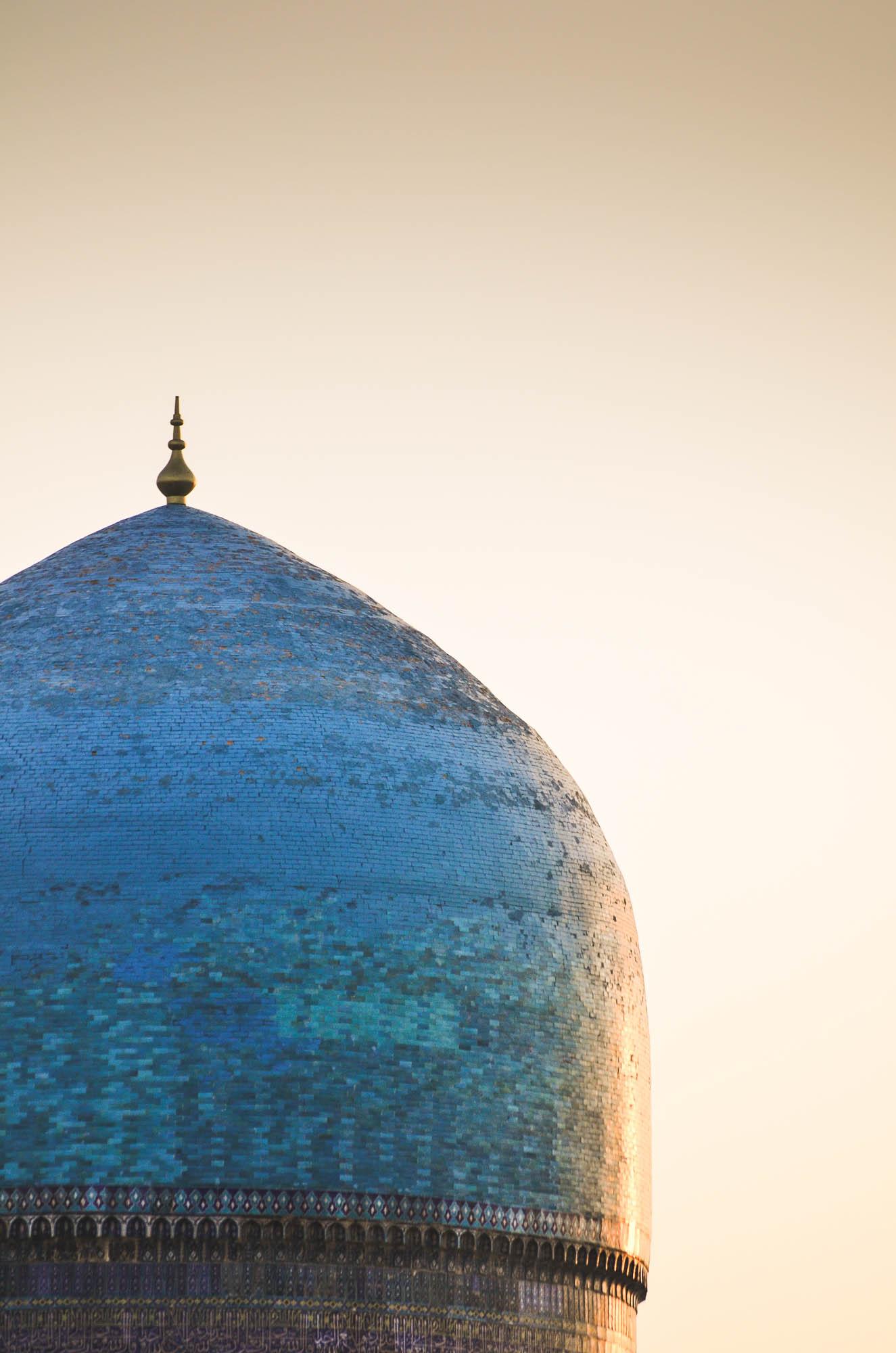 Viaggio di gruppo in Uzbekistan