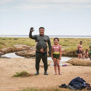 Viaggio sul Lago d'Aral