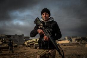 Intervista fotografa di guerra Claire Thomas