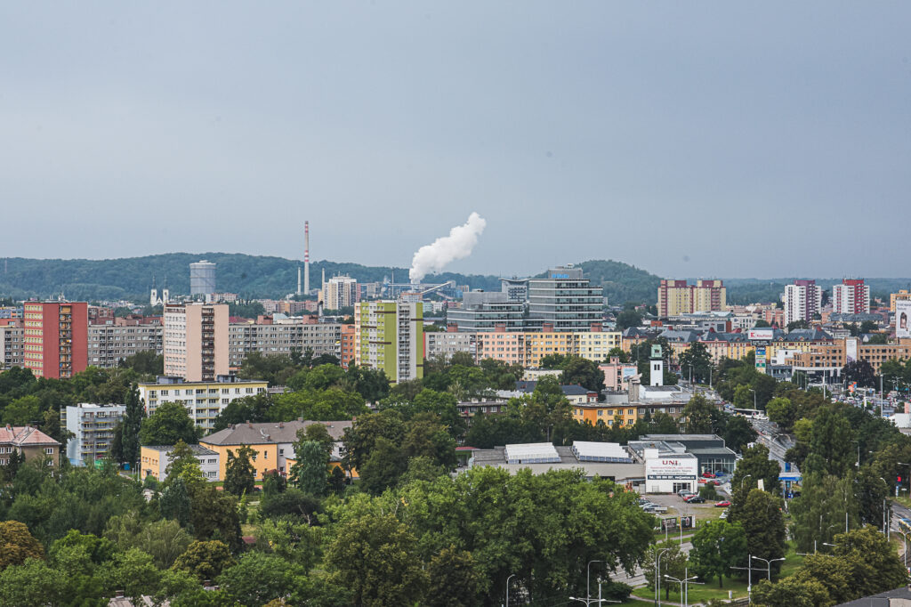 Ostrava, Repubblica Ceca