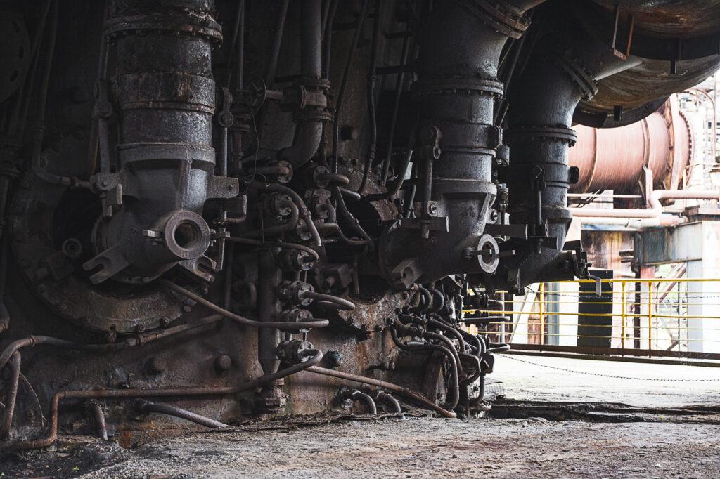 Foto architettura industriale